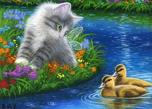 kitten en eendjes.j…